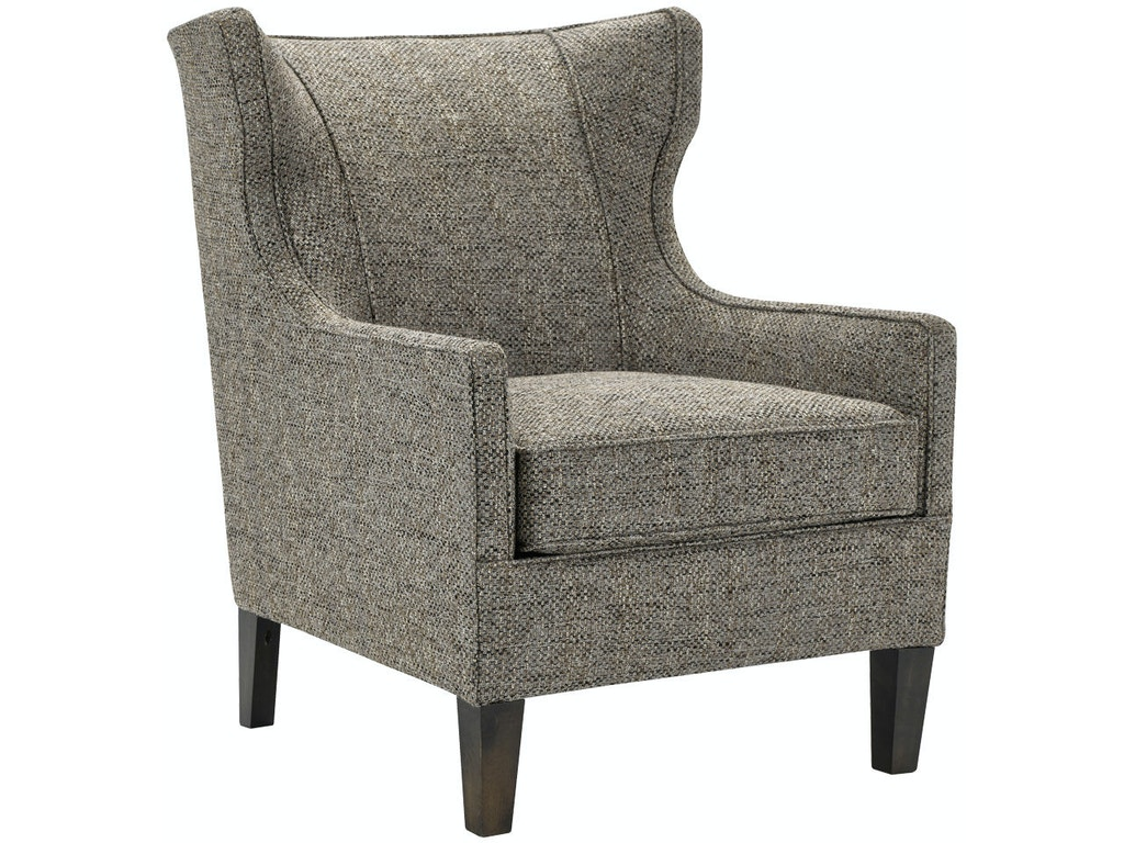 Broyhill living room able wing chair 9033 0 burke for Able furniture