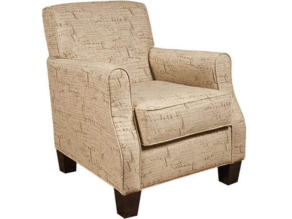 Broyhill living room mazie chair 9058 0 simply discount for Living room furniture 0 finance