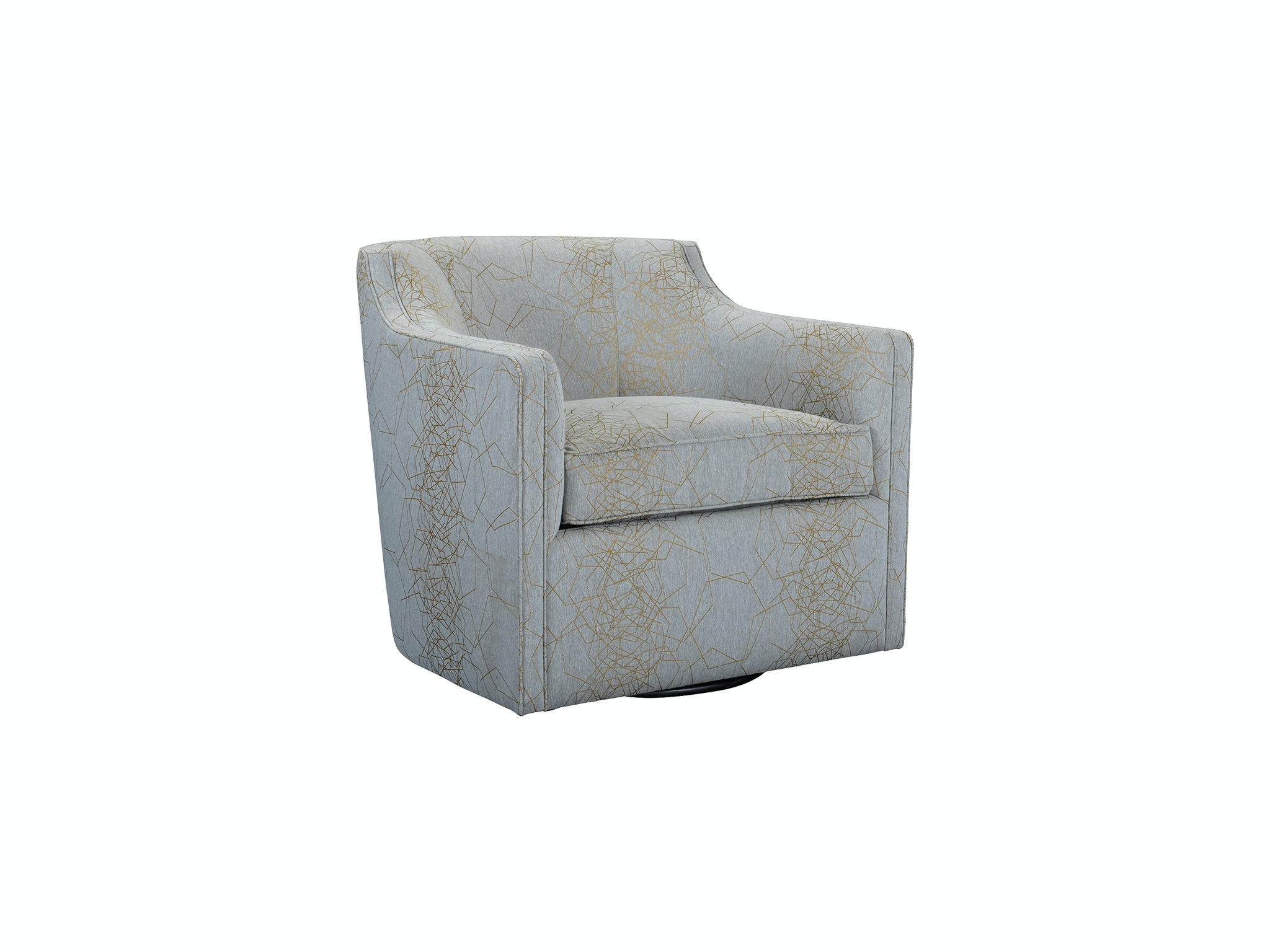 Broyhill TJMaxx Gayle Swivel Chair 9079 8