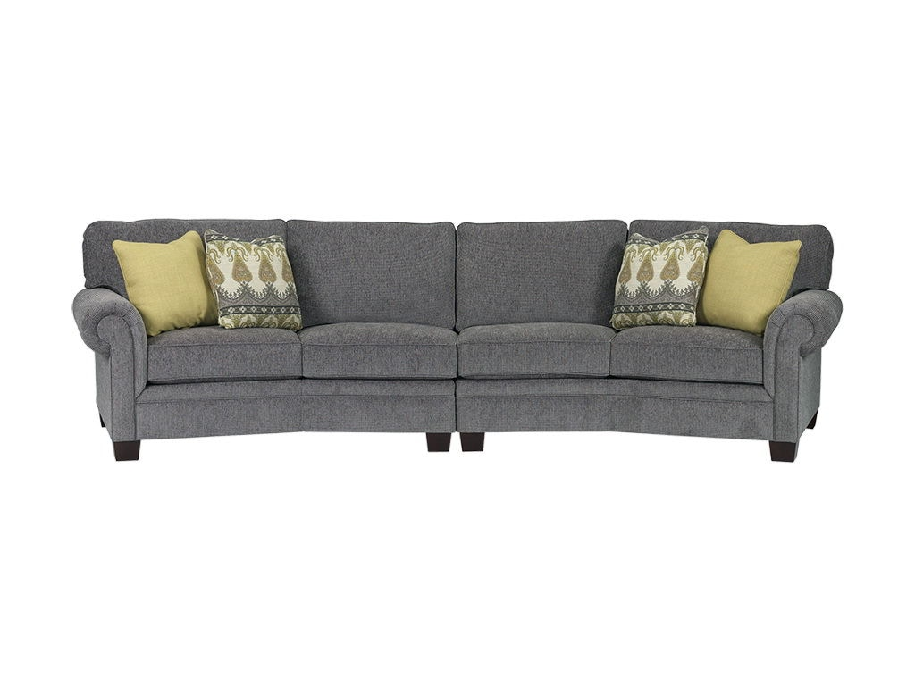 Living Room Furniture Melbourne Broyhill A212 Sectional Indian River