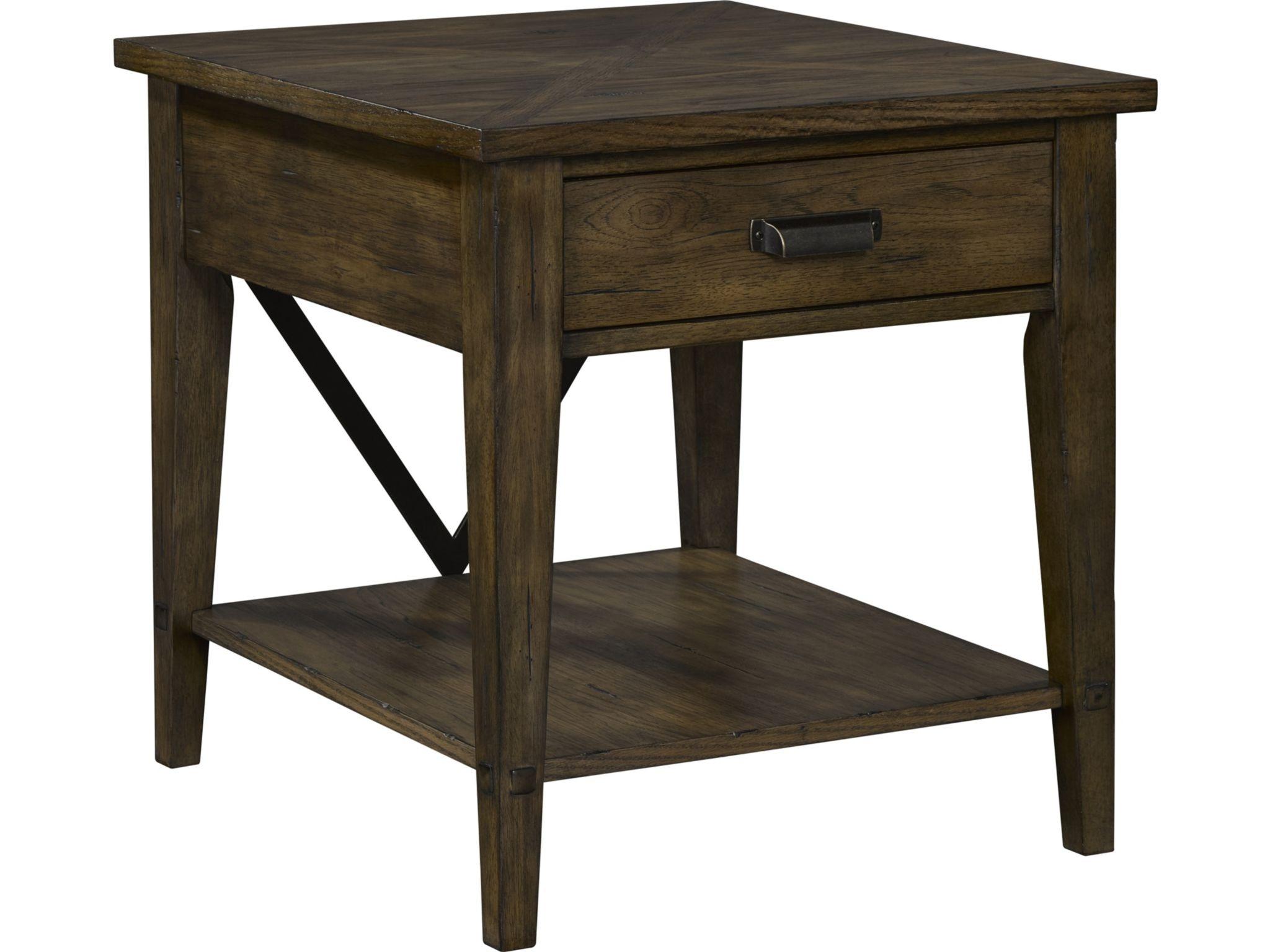 Broyhill Creedmoor™ Drawer End Table 3113 002