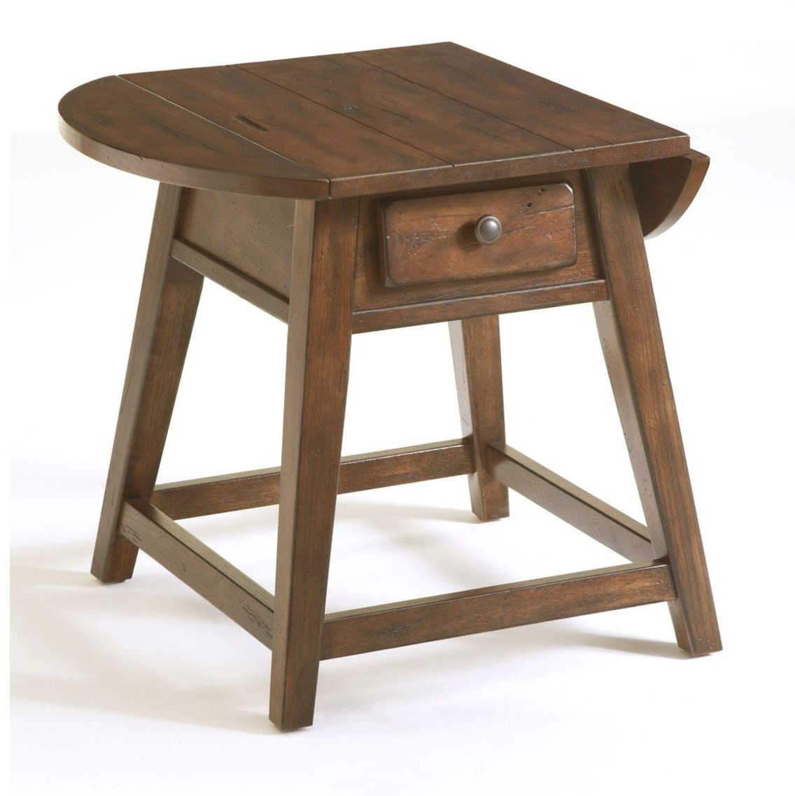 Broyhill Living Room Attic Heirlooms Splay Leg Table 3397
