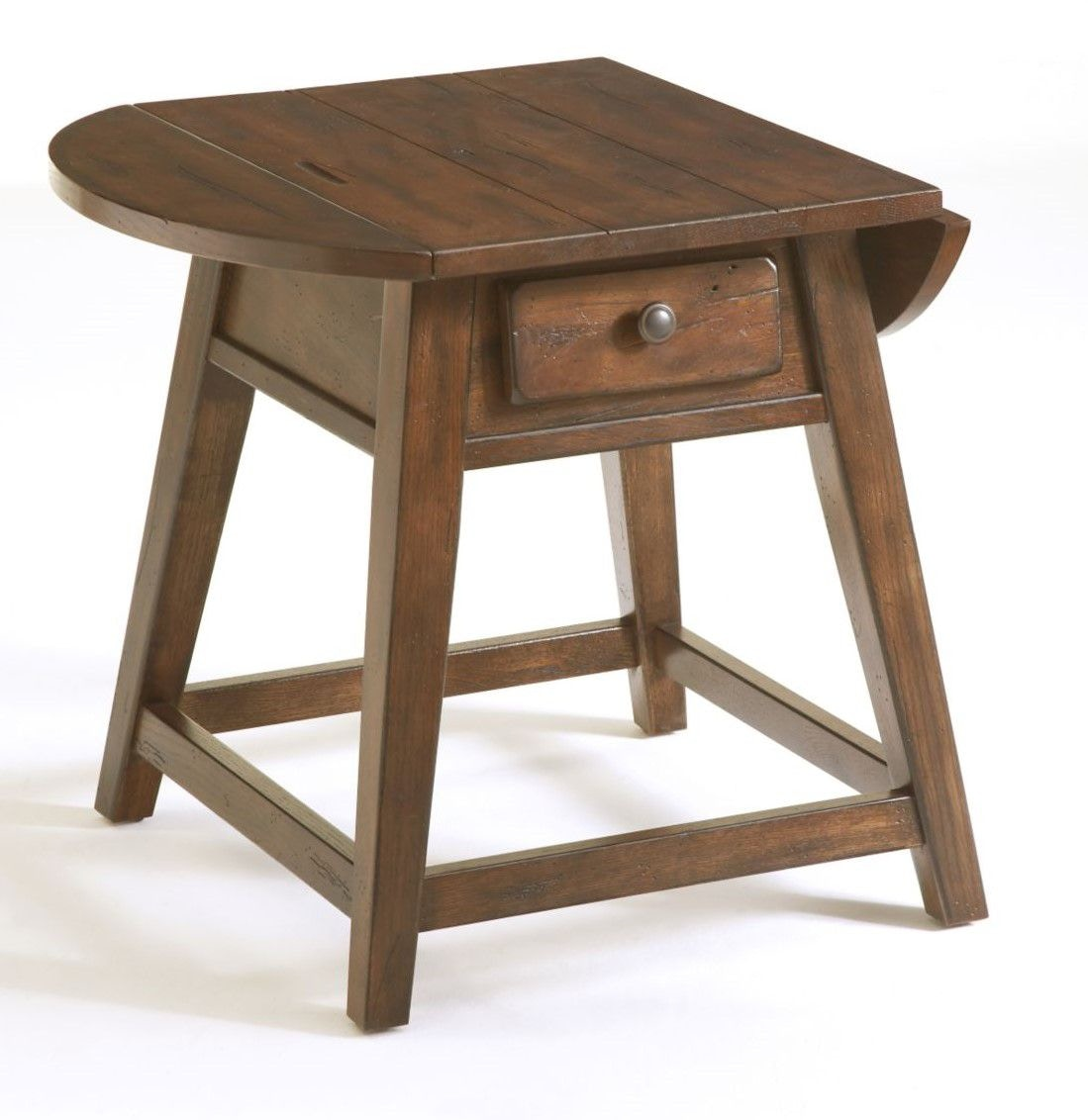 Broyhill Living Room Attic Heirlooms Splay Leg Table