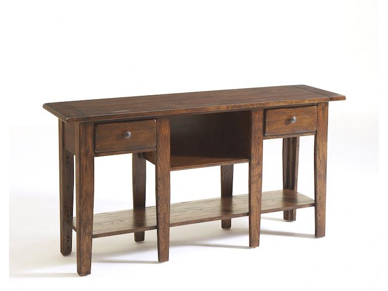 Broyhill living room attic heirlooms sofa table rustic oak 3399 09v broyhill attic heirlooms sofa table rustic oak 3399 09v watchthetrailerfo