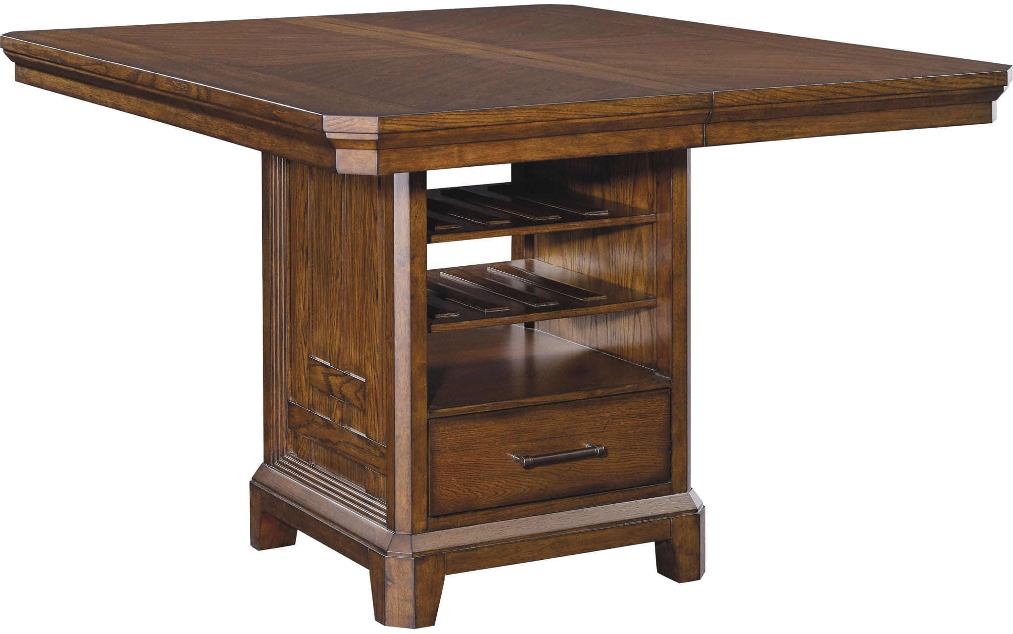 Broyhill Bar And Game Room Estes Park Counter Height Table