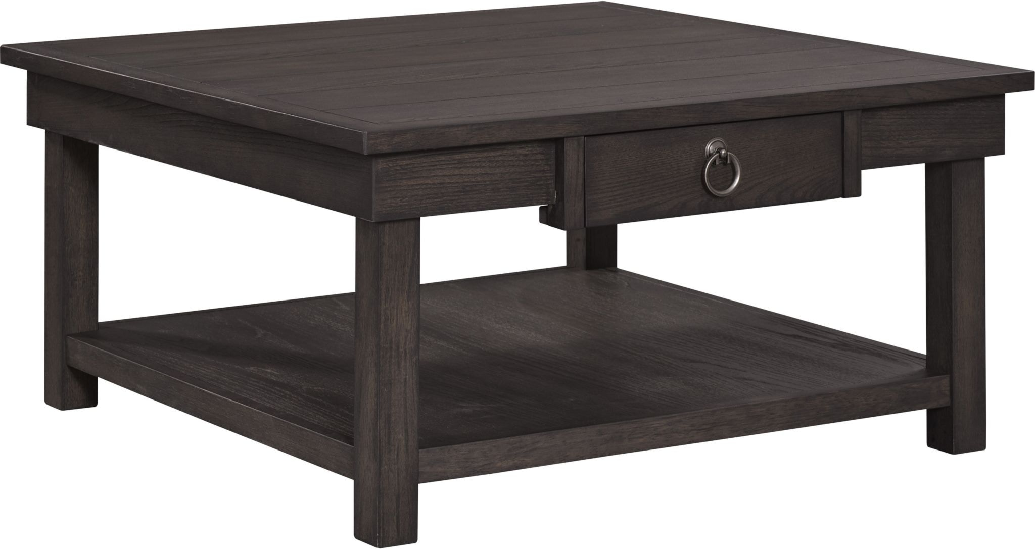 Broyhill Living Room Ashgrove Square Cocktail Table
