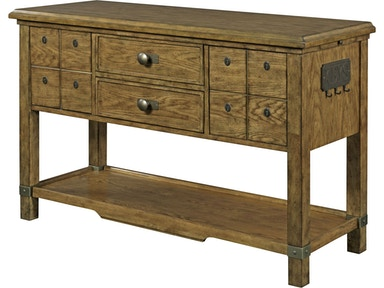 Broyhill New Vintage™ Sideboard, Vintage Brown 4808-515