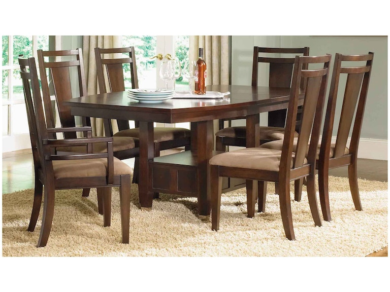 Broyhill Northern Lights Dining Table 5312 Tbl