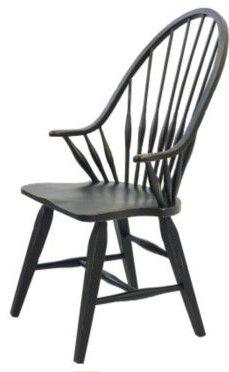 Broyhill Attic Heirlooms Arm Chair, Rustic Oak 5399 84
