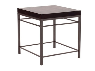 Charleston Forge Newhart Square End Table 5415
