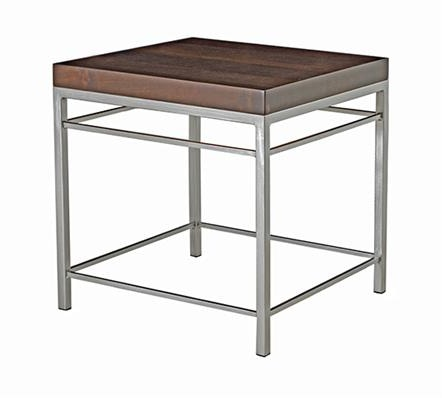 Charleston Forge 5415 Newhart Square End Table