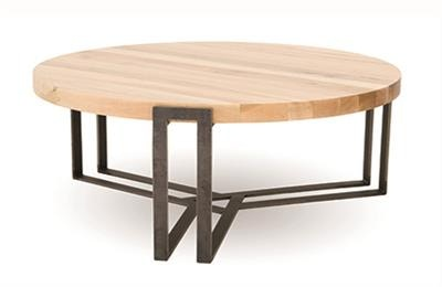 6017. Watson Round Cocktail Table