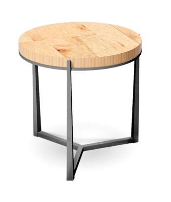 Charleston Forge Cooper Round End Table CH6034 From Walter E. Smithe  Furniture + Design