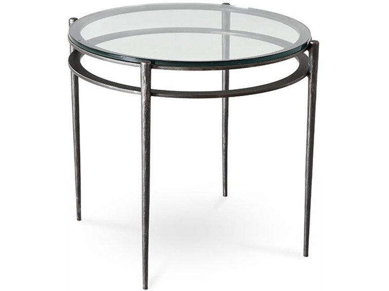 Charleston Forge Camden Round End Table 6051