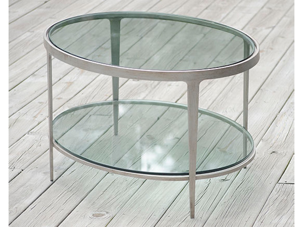 Charleston forge living room ellipse cocktail table 6104 for Charleston forge furniture
