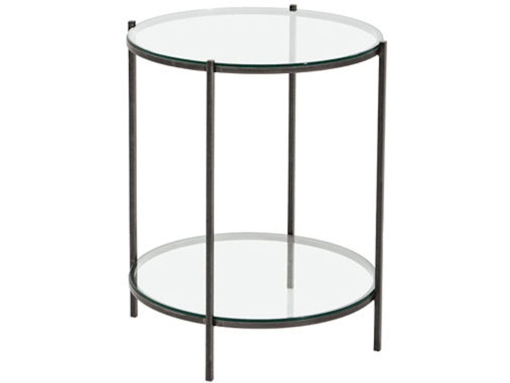 Charleston forge living room roundabout drink table 7425 charleston forge 6111 oculus end table geotapseo Images