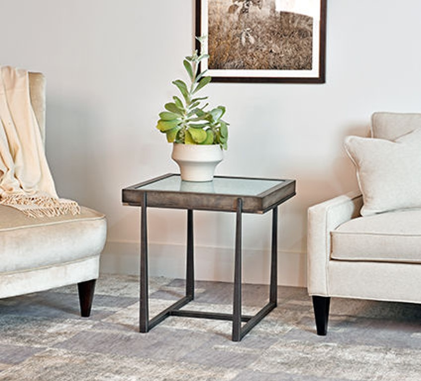 Charleston Forge Living Room Cooper End Table Flemington - Cooper end table
