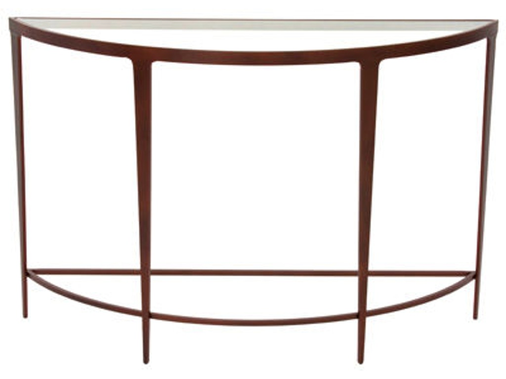Charleston forge living room roundabout cocktail table 6205 charleston forge 6206 roundabout console geotapseo Images