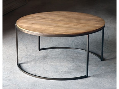 Charleston Forge Taylor Round Cocktail Table 6410