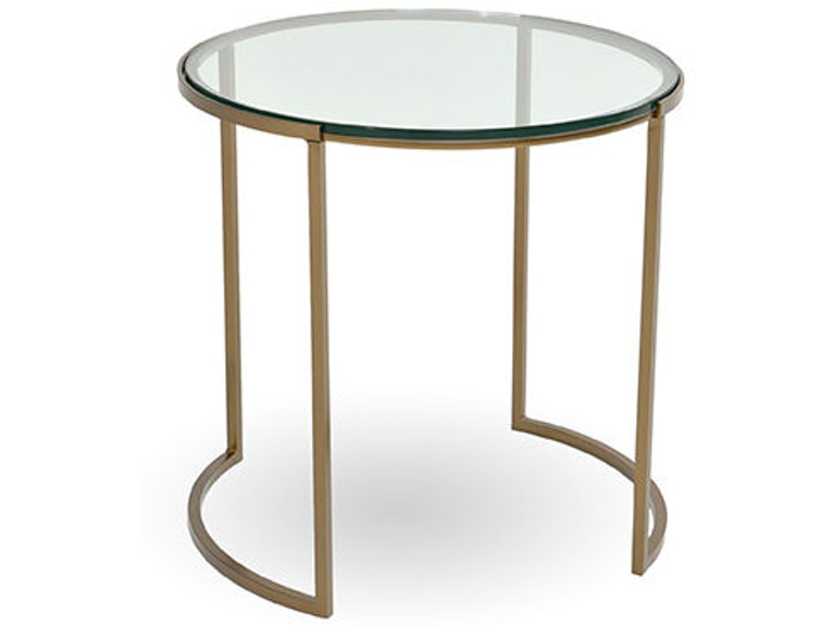 Charleston Forge Living Room Round End Table 6414 Furnish