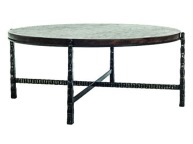 Nash Round Cocktail Table