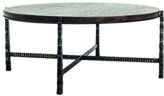 Charleston Forge Living Room Nash Round Cocktail Table