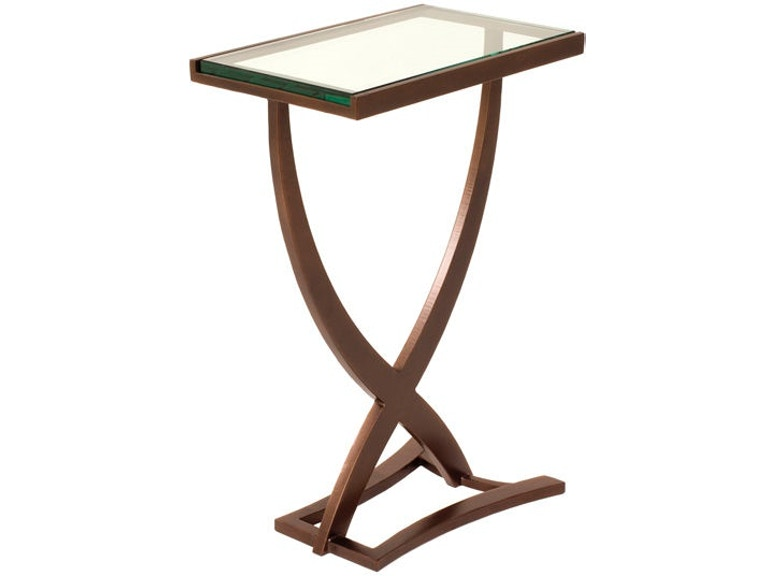Charleston Forge Sterling Drink Table 7406