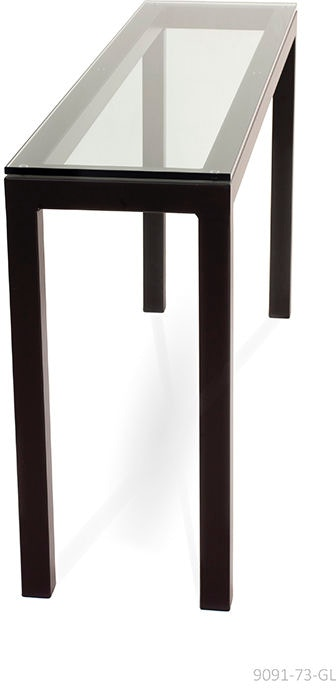 Charleston Forge Living Room Parsons Console Table 9091