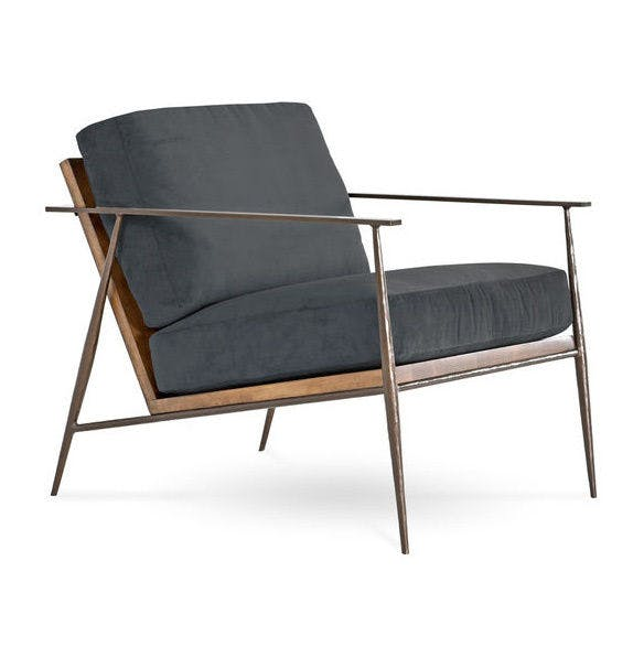 Charleston Forge Living Room Lounge Chair Chc650 Walter E Smithe Furniture Design