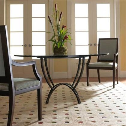 Charleston Forge Dining Room Hudson Dining Table T06d