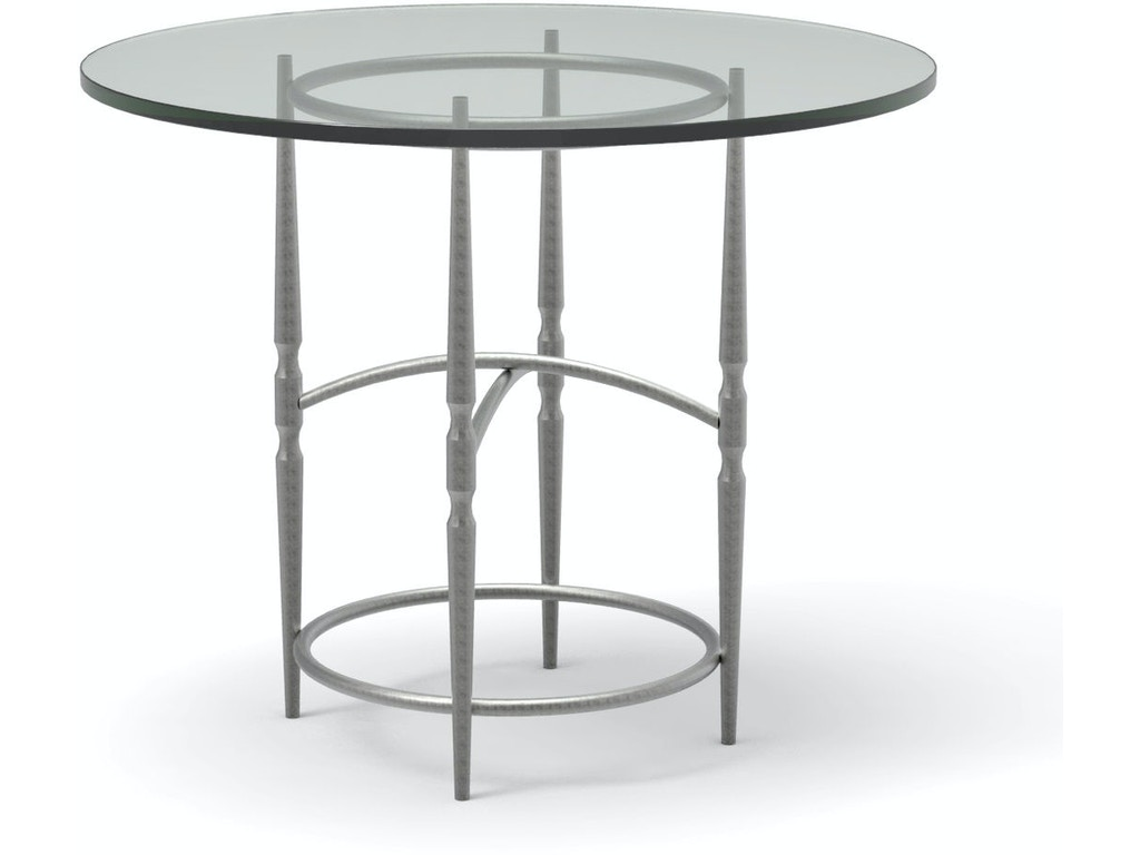 Charleston forge living room roundabout drink table 7425 charleston forge t09d calico bay dining height table geotapseo Images