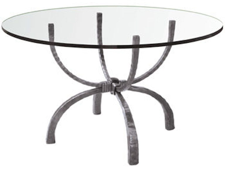 Charleston Forge Legacy 48 Inches Round Dining Table T113