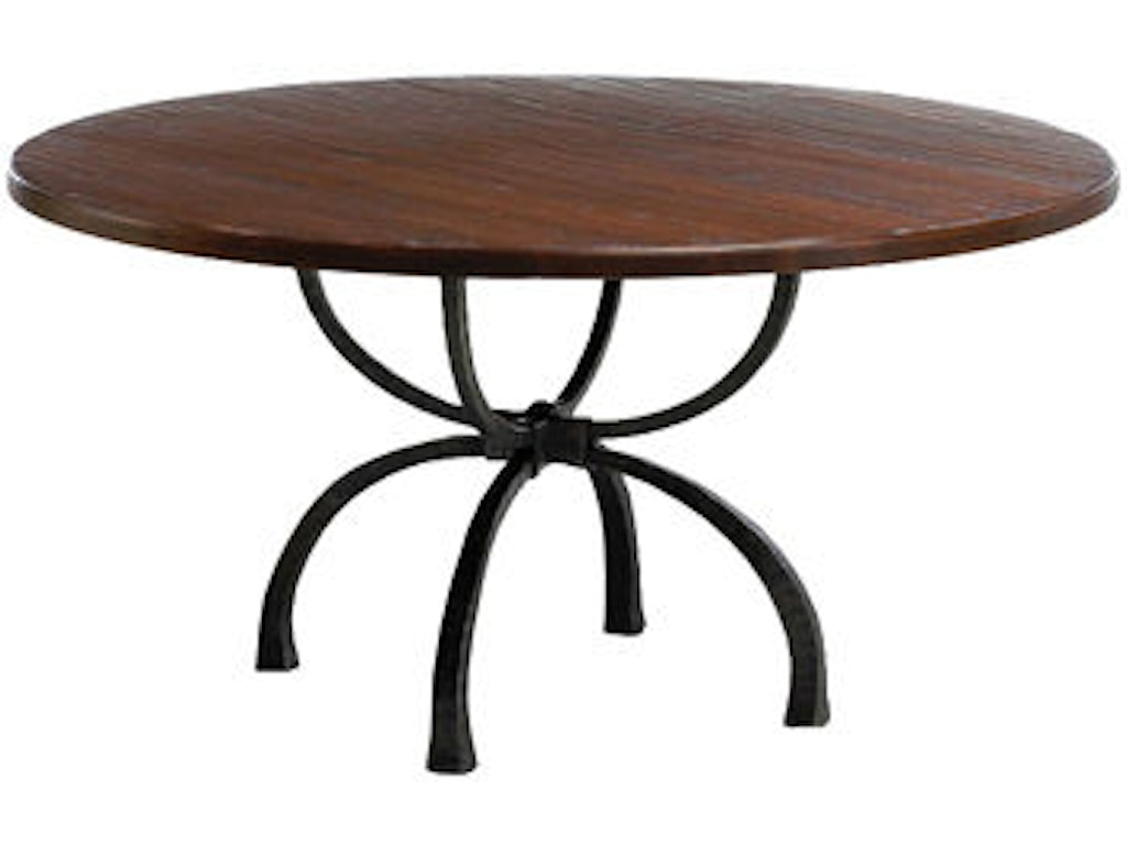 Legacy round dining table cht105 for Walter e smithe dining room sets