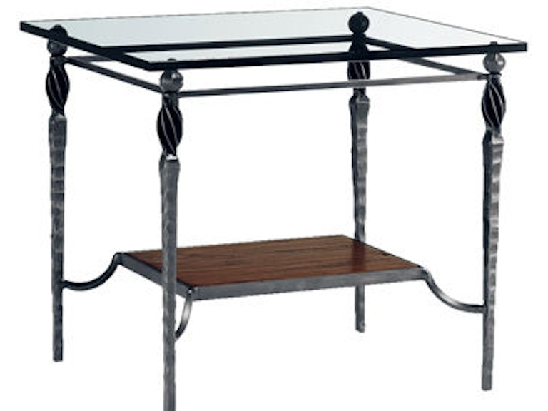Charleston Forge Winston Rectangular End Table T872