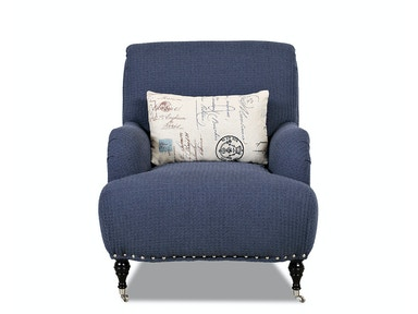 Klaussner Dapper Chair 2010 C