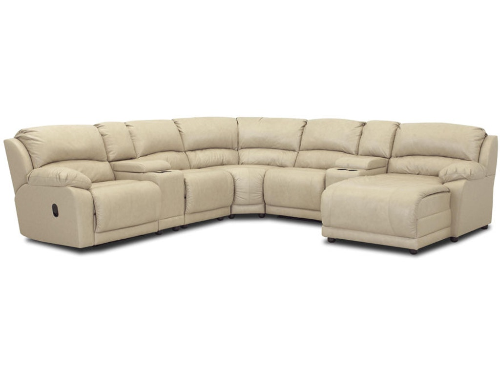 Klaussner Living Room Charmed 30603 Fab Sect Aaron 39 S