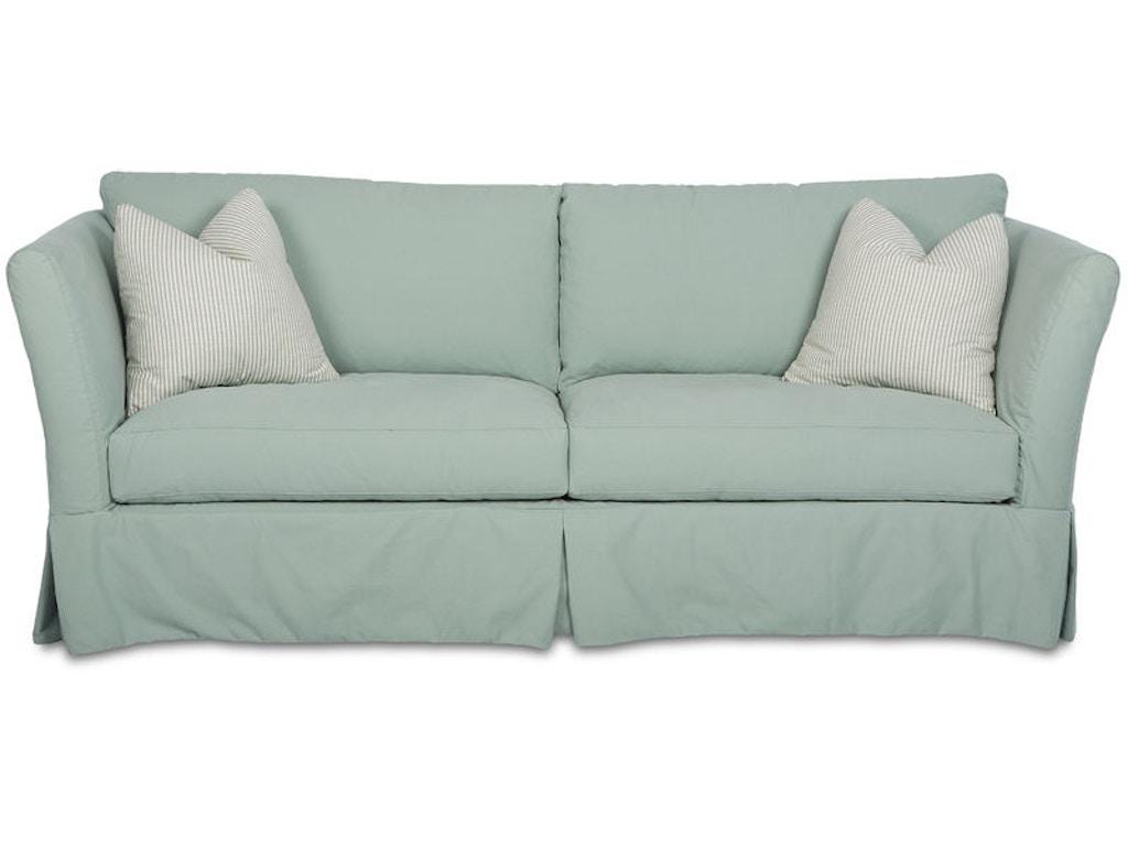 Klaussner living room alexis slipcover d13100 s kamin - Sofas ka internacional ...