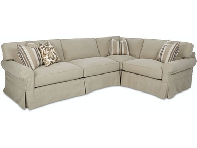 Simple Elegance Stevie Slipcover D7003 SECT