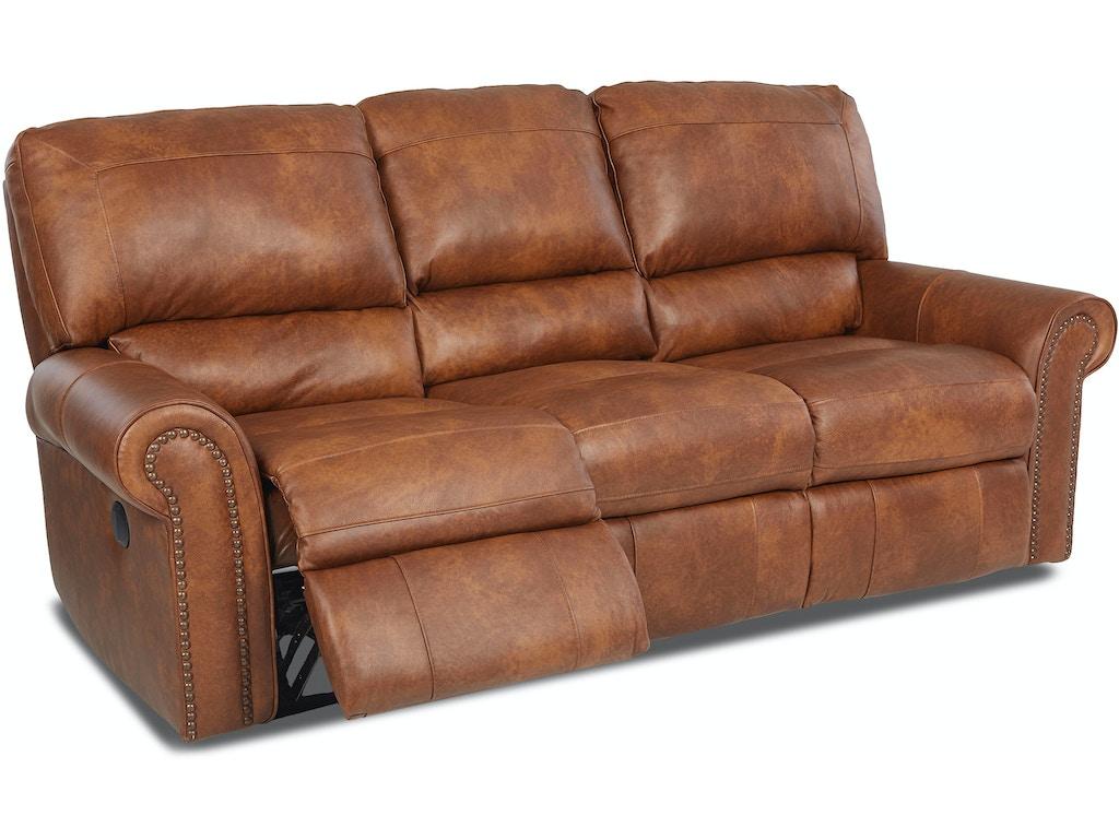 Klaussner Living Room Savannah Sofa 62413 Pwrs Robinson Furniture Garden City Ks