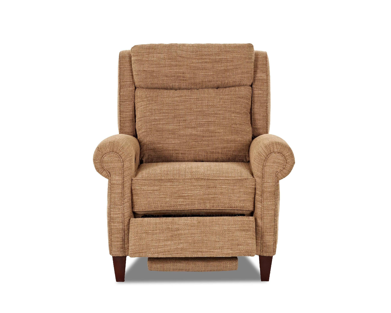 Klaussner High-leg Recliner 24508 HLRC  sc 1 st  Simonu0027s Furniture & Klaussner Living Room High-leg Recliner 24508 HLRC - Simons ... islam-shia.org