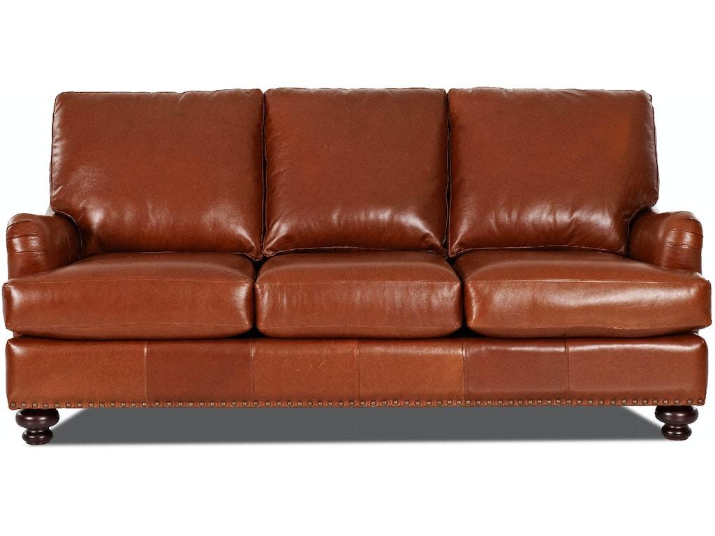 klaussner living room loxley sofa lt89910 s goldsteins furniture bedding hermitage pa. Black Bedroom Furniture Sets. Home Design Ideas