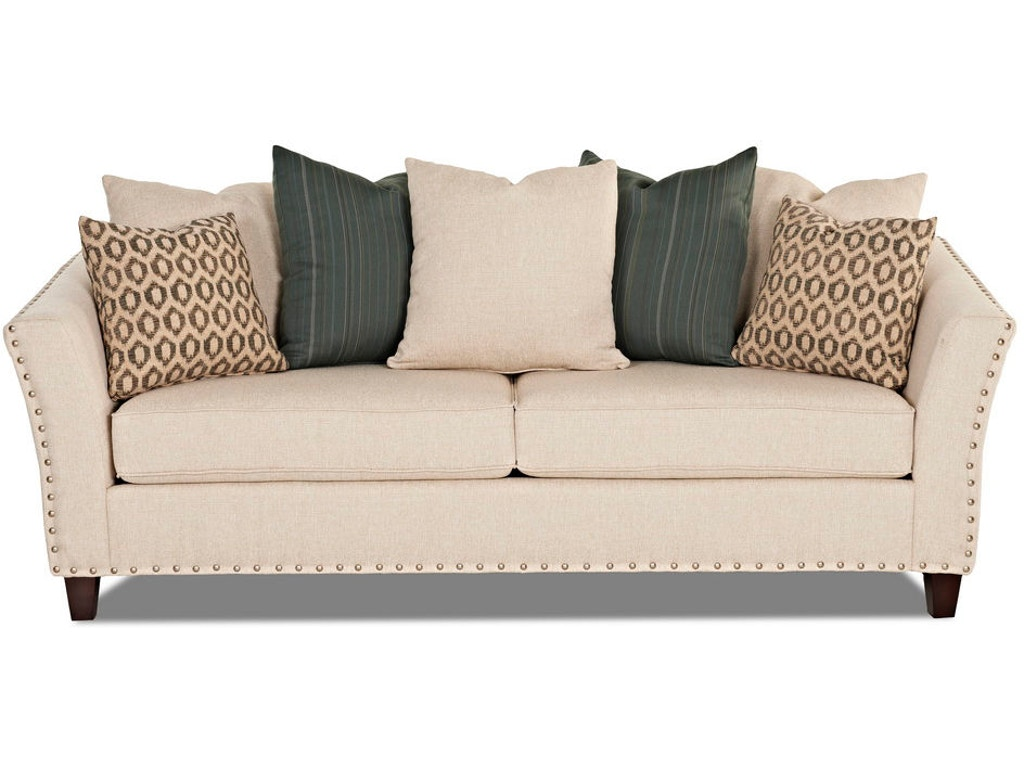 Kincaid Furniture Living Room Lynchburg Sofa 814 86