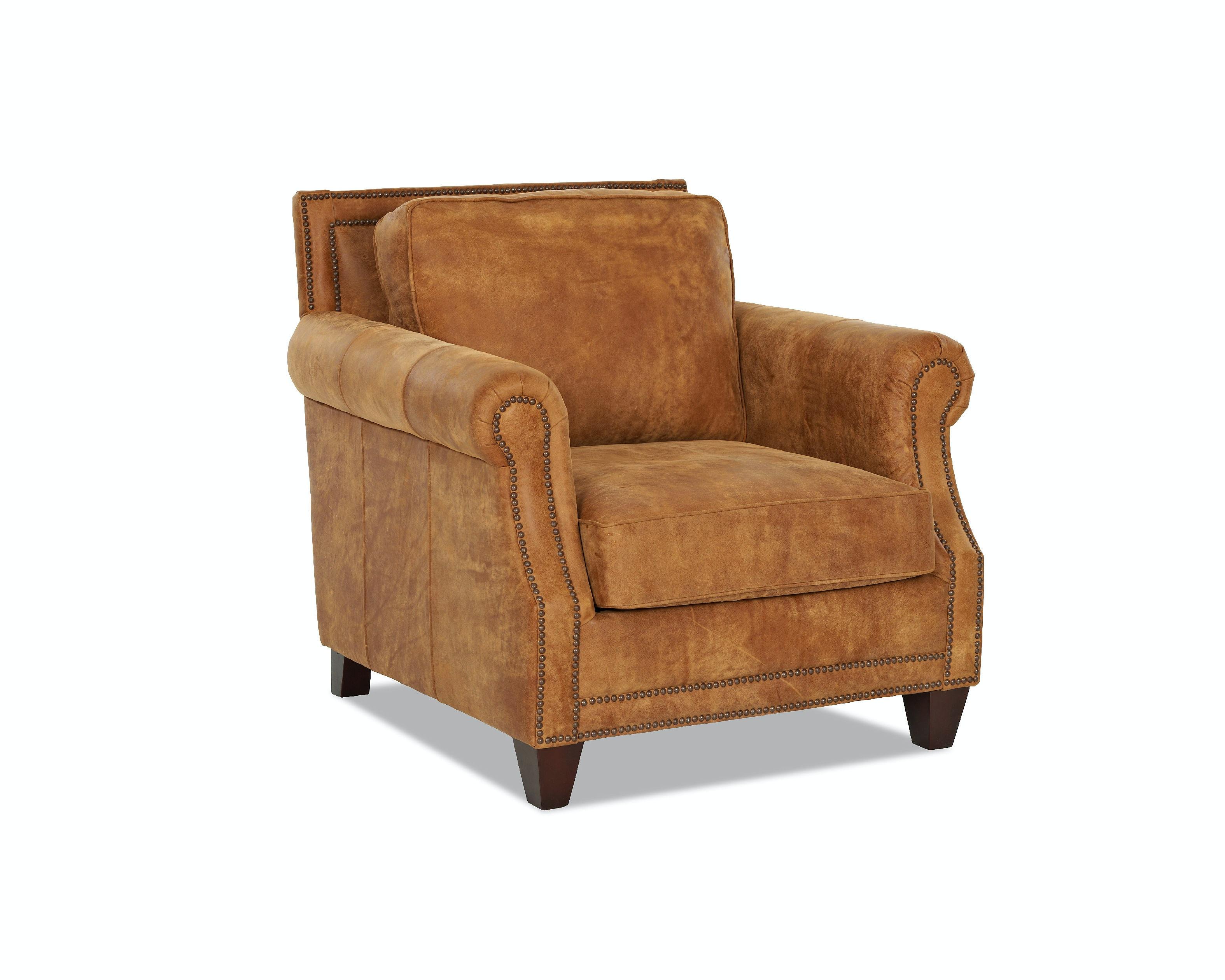 klaussner living room york chair ld58710 c goldsteins furniture bedding hermitage pa. Black Bedroom Furniture Sets. Home Design Ideas