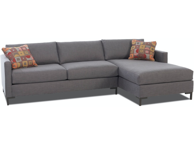 Tremendous Klaussner Living Room Dawson K54600 Sect Klaussner Home Dailytribune Chair Design For Home Dailytribuneorg