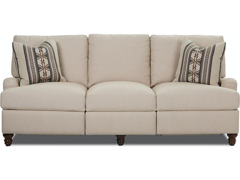 Simple Elegance Hybrid Sofa Dame Stonewash 782288
