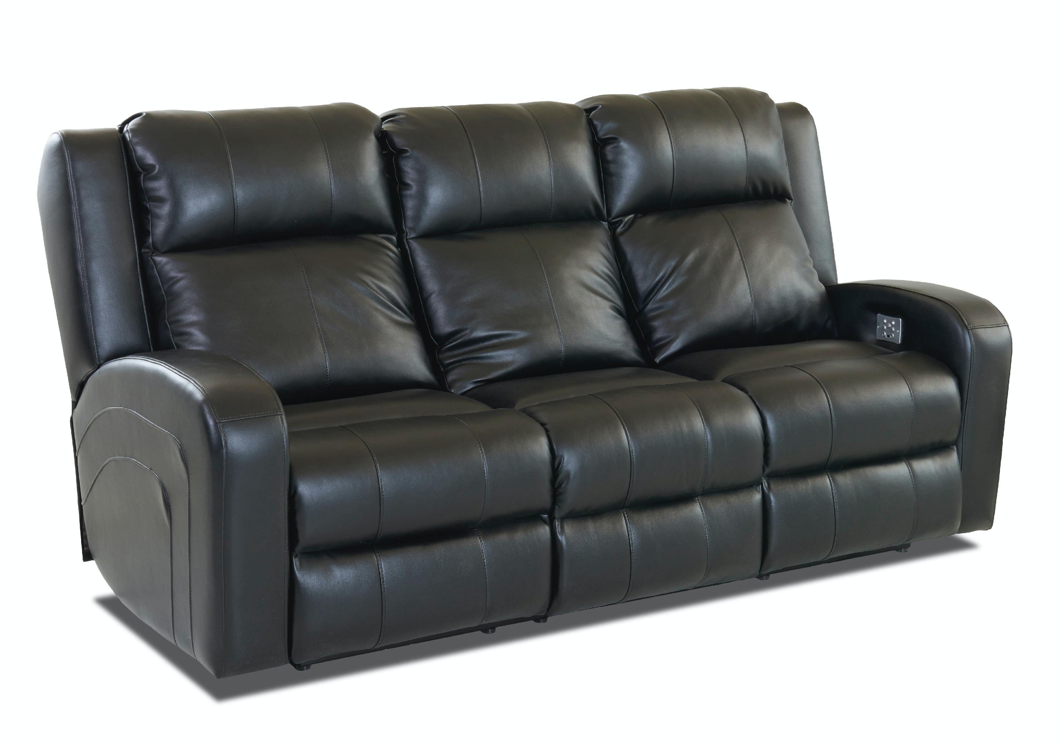 Klaussner Living Room Robinson Sofa 64943 8 Pwrs Hamilton Sofa