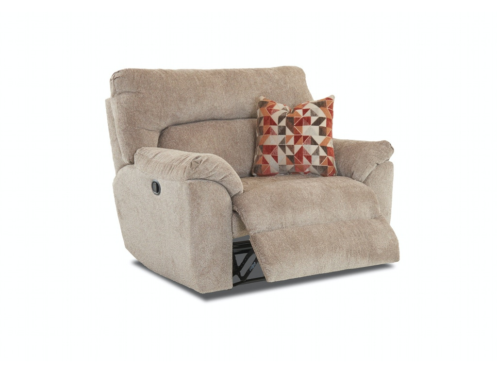 Klaussner living room st andrew chair 37703 rbc for K furniture mattress