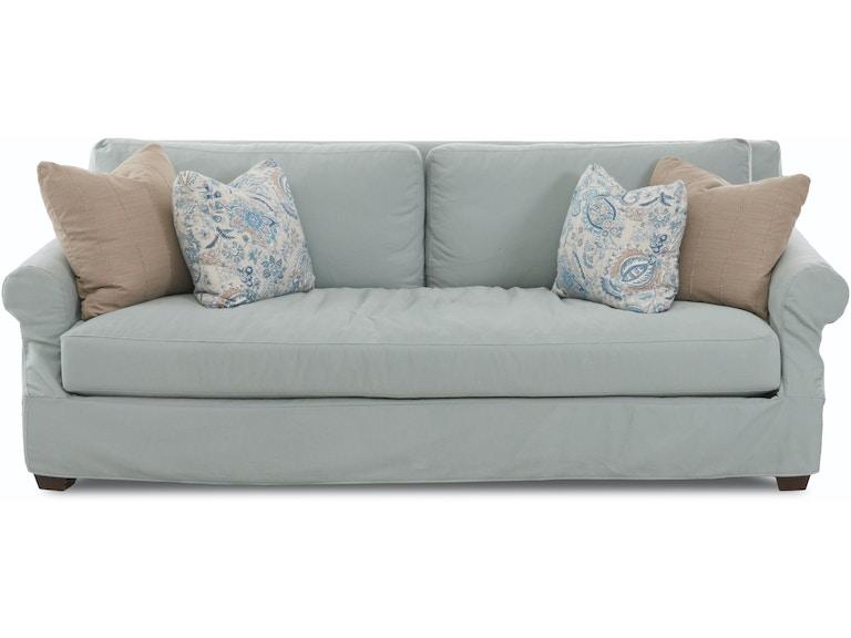 Fabulous Klaussner Living Room Barrett Slipcover D83100 S Klaussner Creativecarmelina Interior Chair Design Creativecarmelinacom