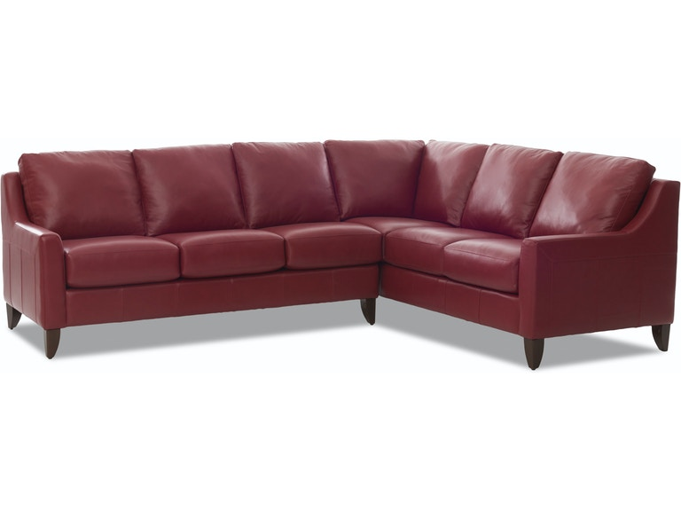 Fine Klaussner Living Room Belton Sectional Lt10200 Sect Caraccident5 Cool Chair Designs And Ideas Caraccident5Info