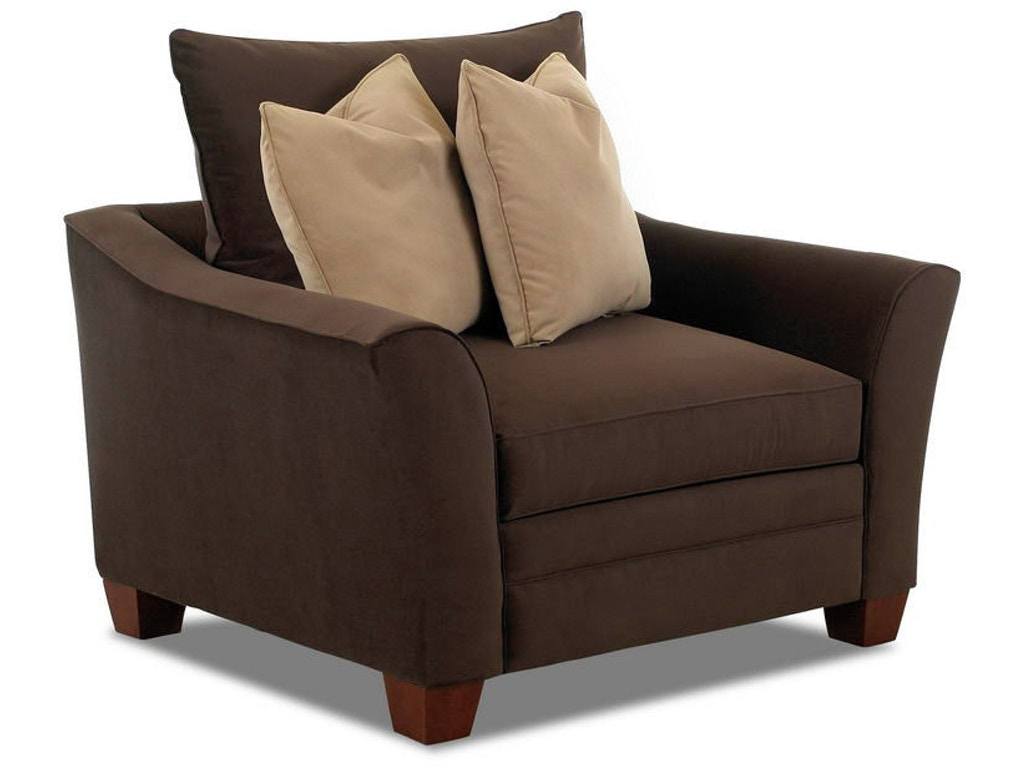klaussner posen chair 83844 c - Sofas Unlimited